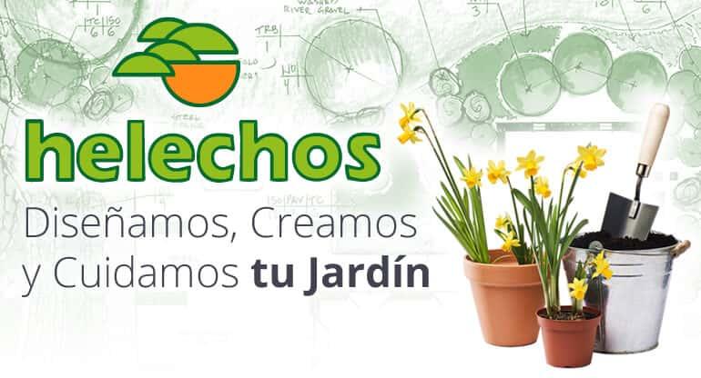Diseñamos, Creamos y Cuidamos tu Jardín