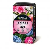 Tierras Y Sustratos - Todas - Sustrato Acido 20l Batlle