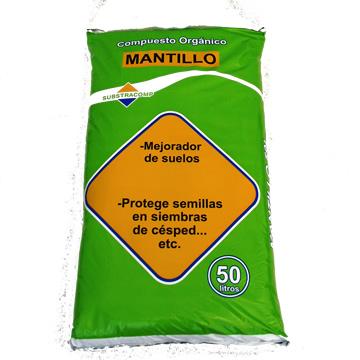 Tierras Y Sustratos - Mantillo - Mantillo 50lt