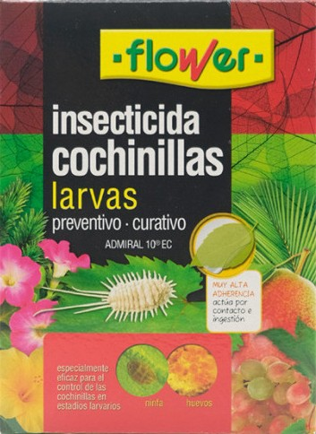 Abonos Y Fitosanitarios - Insecticidas - Anticochinillas Larvas 10ml