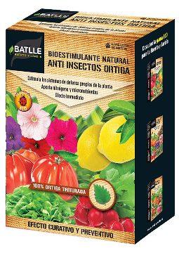 Abonos Y Fitosanitarios  Ecologicos - Insecticidas Ecologicos - Anti Insectos Ortiga Eco 200gr
