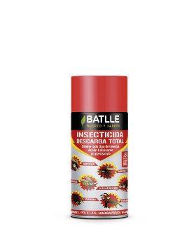 Abonos Y Fitosanitarios - Insecticidas - Bomba Insecticida Descarga Total Spray 250ml