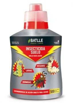 Abonos Y Fitosanitarios - Insecticidas - Insecticida Suelo Talquera 500gr