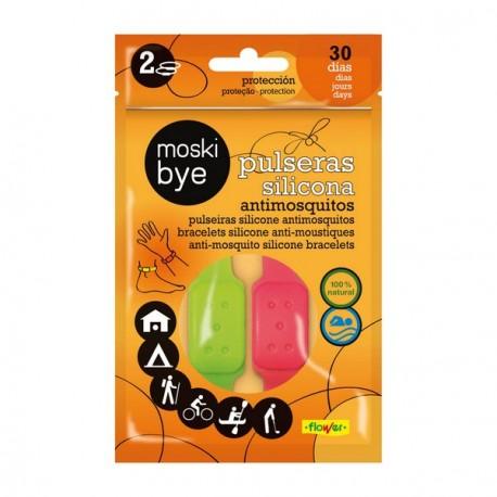 Abonos Y Fitosanitarios - Insecticidas - Pulsera Antimosquitos 2 Uds