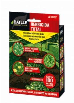 Abonos Y Fitosanitarios - Herbicidas - Herbicida Total 100ml
