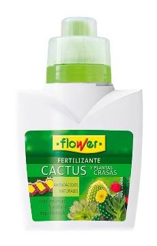 Abonos Y Fitosanitarios - Abonos Quimicos - Abono Liquido Cactus Y Plantas Crasas 300ml
