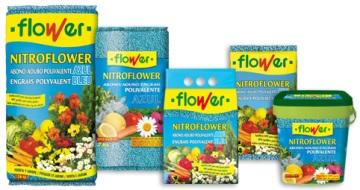 Abonos Y Fitosanitarios - Abonos Quimicos - Abono Nitroflower Azul 5 + 1= 6kg