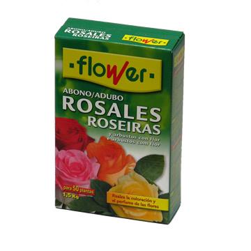 Abonos Y Fitosanitarios - Abonos Quimicos - Abono Rosales 1,5kg