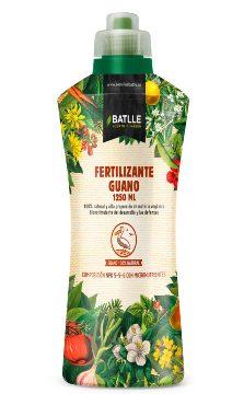 Abonos Y Fitosanitarios  Ecologicos - Abonos Ecologicos - Fertilizante Liquido Guano Ecologico 1250ml