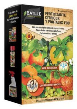Abonos Y Fitosanitarios  Ecologicos - Abonos Ecologicos - Fertilizante Citricos Y Frutales Ecologico 2,5kg