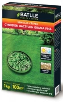 Tepes - Todas - Grama Fina Cynodon Dactilon 250gr