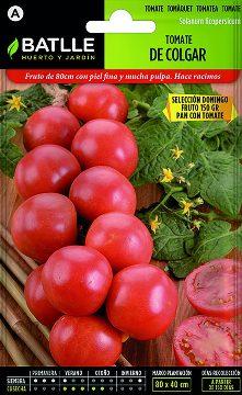 Semillas Hort/ícolas Tomate Ace 55 VF Batlle