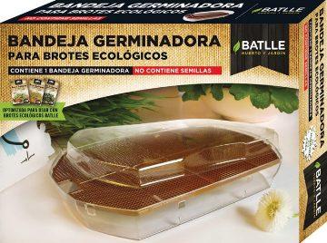 Semillas Ecologicas - Todas - Bandeja Germinafacil De Brotes