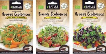 Semillas Ecologicas - Todas - Semillas Brotes Ecologicos